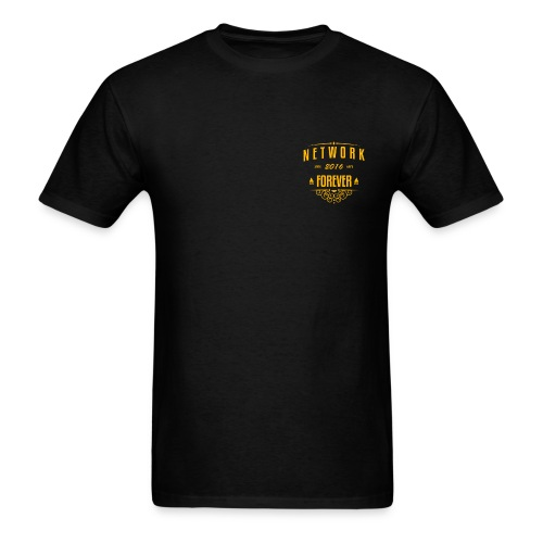 Entitled Network Short Tee - Men's T-Shirt