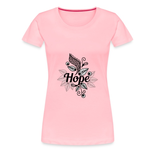 Women's Premium T-Shirt - Front & Back Design! - Women's Premium T-Shirt