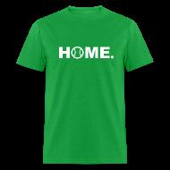 T-Shirts ~ Men's T-Shirt ~ Baseball is Home