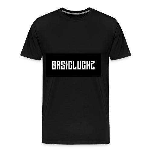 BasicLuckz T-Shirt - Men's Premium T-Shirt