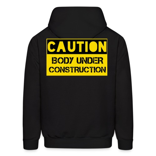 Construction Hoodie - Men's Hoodie