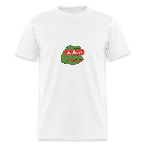 PEPE SAD BOY AESTHETIC T-SHIRT - Men's T-Shirt