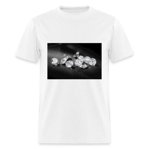 WHITEDIAMONDS - Men's T-Shirt