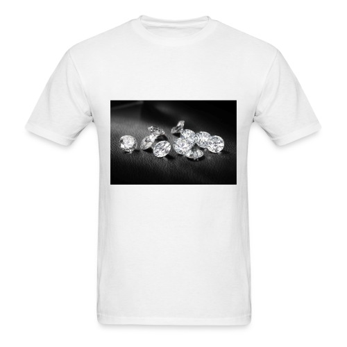 WHITEDIAMONDS - Men's T-Shirt
