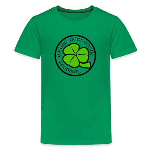 Shamrock Saint Patricks Day - Kids' Premium T-Shirt