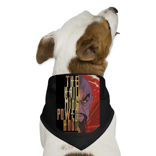 Hail Ming Power Hour Dog Bandana - Dog Bandana