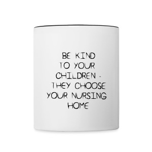 Smash Nursing Home Coffee Mug - Contrast Coffee Mug