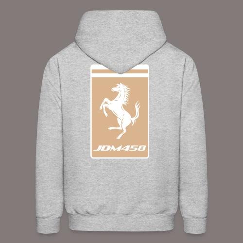 grey hoodie - Men's Hoodie