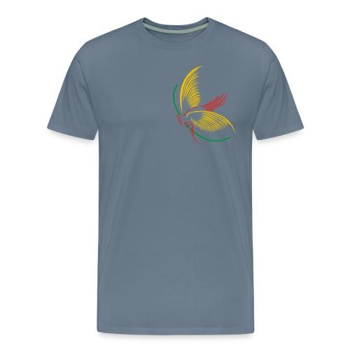 Attack Bird - Men's Premium T-Shirt