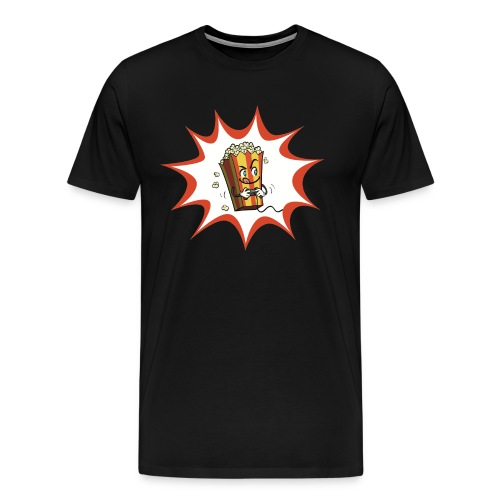Hot Buttered Gamer - Men's Premium T-Shirt