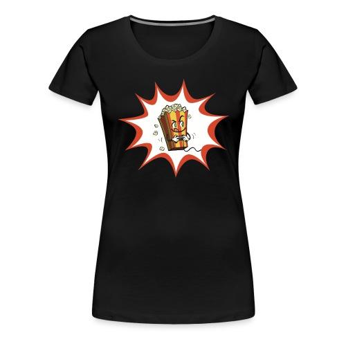 Hot Buttered Gamer - Women's Premium T-Shirt