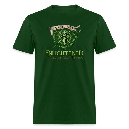 HRENL Compass - front - Men's T-Shirt