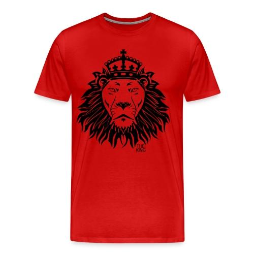 THE KING - Men's Premium T-Shirt