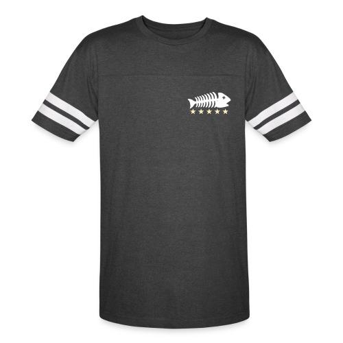 Fish Stars - Premium Tee - Vintage Sport T-Shirt