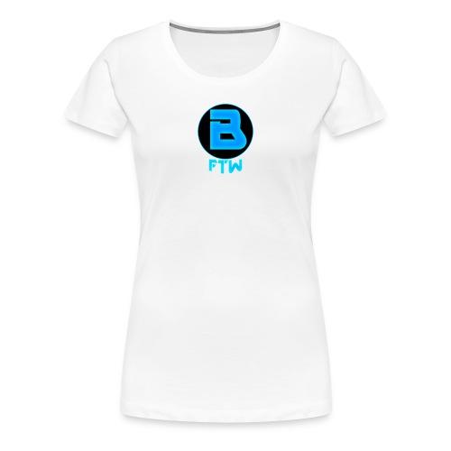 Bailey B Women's Premium T-Shirt - Women's Premium T-Shirt