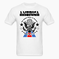 America—USA Founded July 4 1776 t-shirt