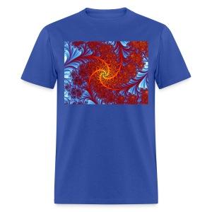 Mens Fractal Tshirt - Men's T-Shirt