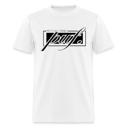 White Basic - Men's T-Shirt