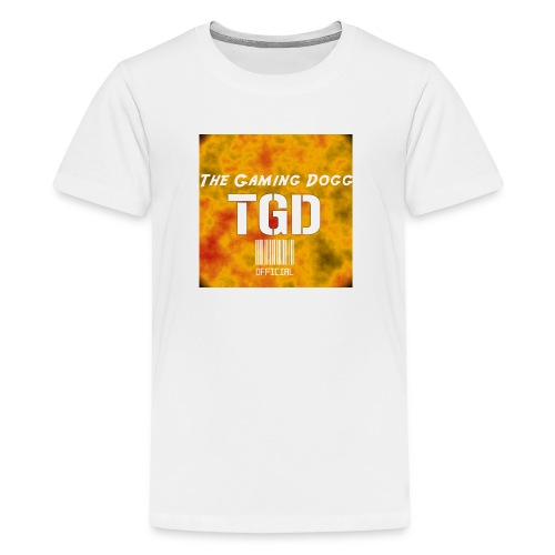 Premium Kid shirt TGD OFFICIAL - Kids' Premium T-Shirt