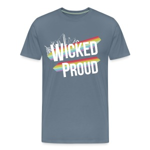 2016 Wicked Proud T-shirt - Men's Premium T-Shirt