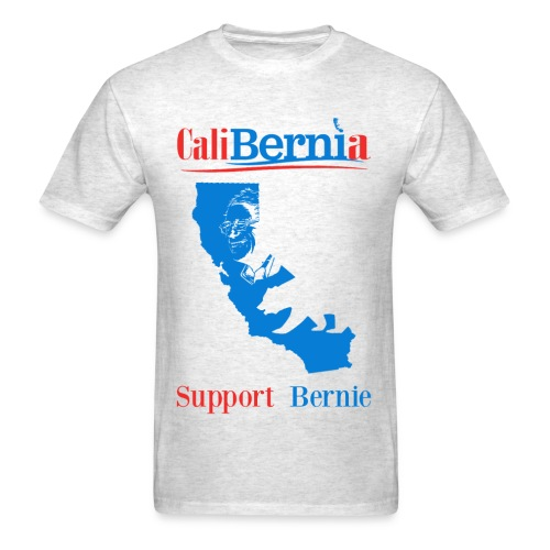 CaliBernia - California for Bernie Sanders - Men's T-Shirt
