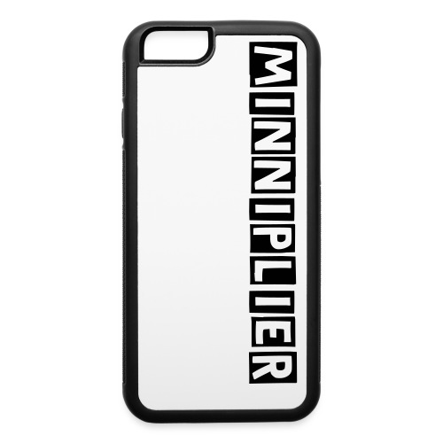 Minniplier IPhone 6 and 6S case - iPhone 6/6s Rubber Case
