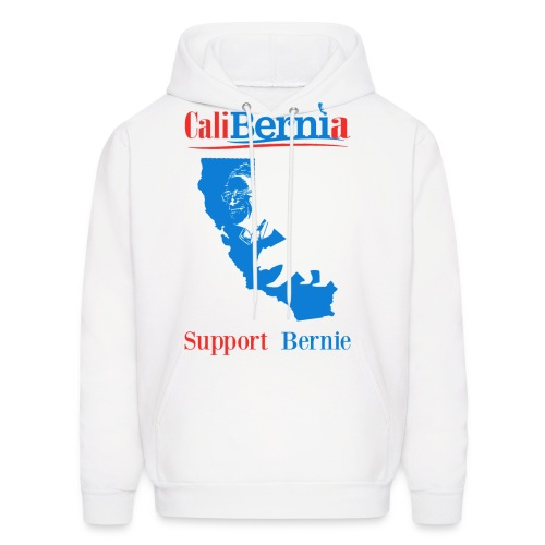 CaliBernia - California for Bernie Sanders - Men's Hoodie