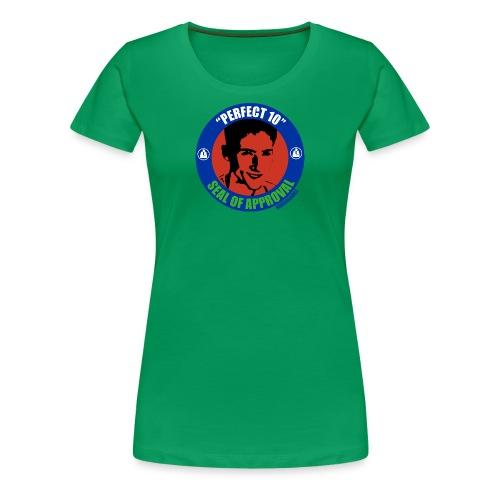 Perfect 10 - Women's Premium T-Shirt
