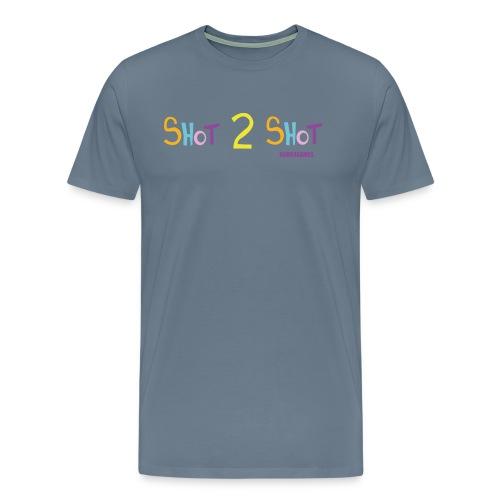 Shot 2 Shot - Men's Premium T-Shirt