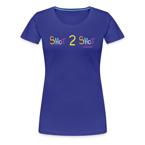 Shot 2 Shot - Women's Premium T-Shirt