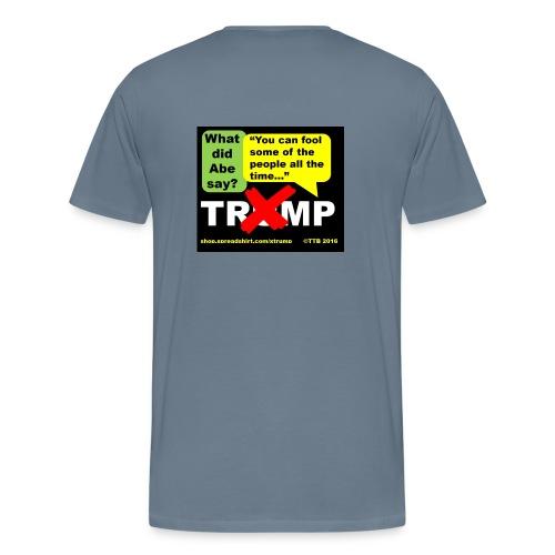 AbeSez - Men's Premium T-Shirt