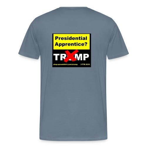 Apprentice? - Men's Premium T-Shirt