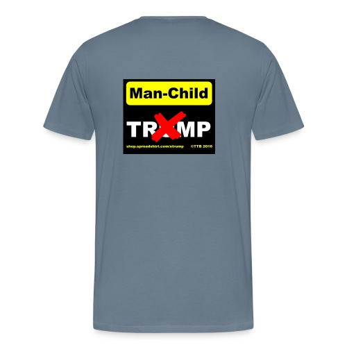 ManChild - Men's Premium T-Shirt