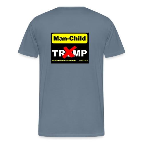 Man-Child - Men's Premium T-Shirt