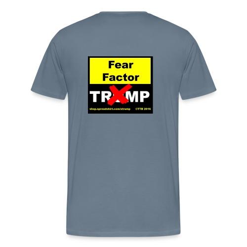 FearFactor - Men's Premium T-Shirt