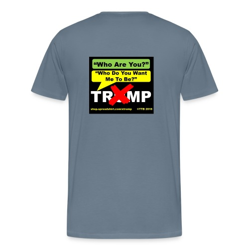 WhoDoYouWantMeToBe? - Men's Premium T-Shirt