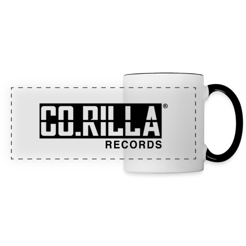CO.Rilla Records Coffee Mug - Panoramic Mug