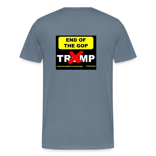 EndOfTheGOP - Men's Premium T-Shirt