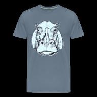 T-Shirts ~ Men's Premium T-Shirt ~ hippo