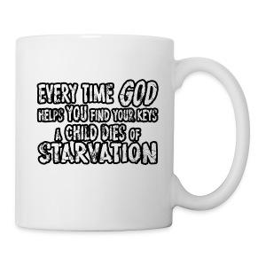 Child Dies of Starvation - Coffee/Tea Mug