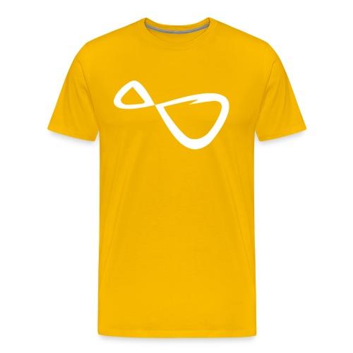 SnowyInfinity T-shirt - Men's Premium T-Shirt