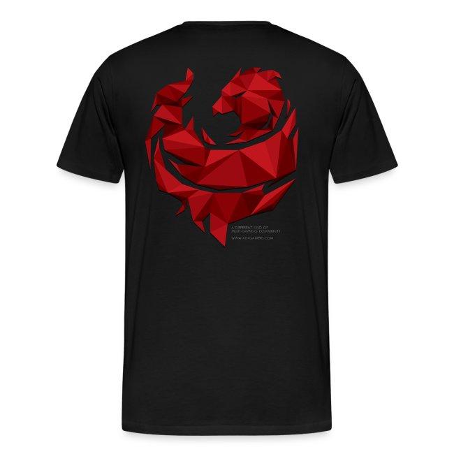 Red Poly Phoenix