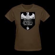 T-Shirts ~ Women's T-Shirt ~ Ein Finger f