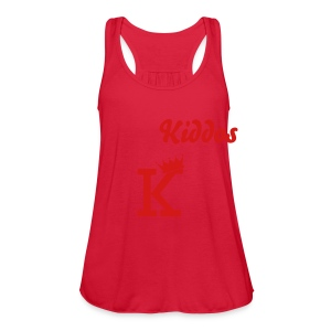 Kiddo Shirt - Women's Flowy Tank Top by Bella