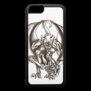 Iphone 6 phone case (Demon) - iPhone 6/6s Rubber Case
