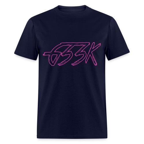 TheWhiteG33K Colored sleved T-Shirt  - Men's T-Shirt