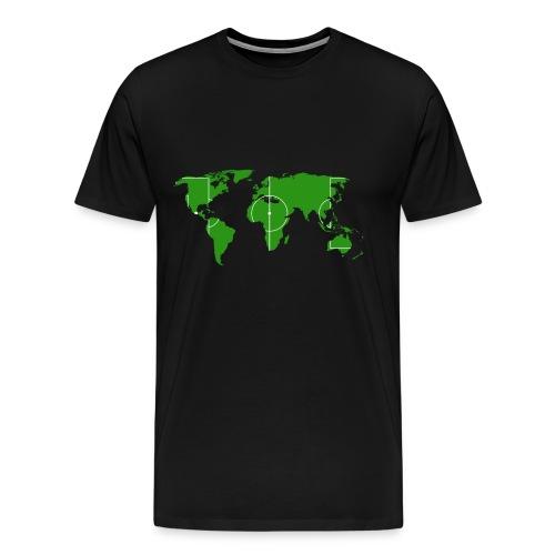 World Football - Men's Premium T-Shirt