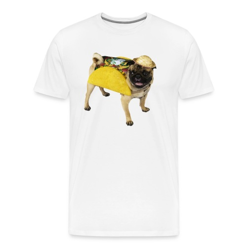 Men's Premium TACO DOG T-Shirt - Men's Premium T-Shirt