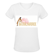 T-Shirts ~ Women's V-Neck T-Shirt ~ Article 105121033