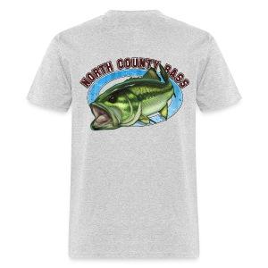 T-Shirt, Back Logo - Men's T-Shirt